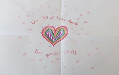 Liebesbrief von Luzie