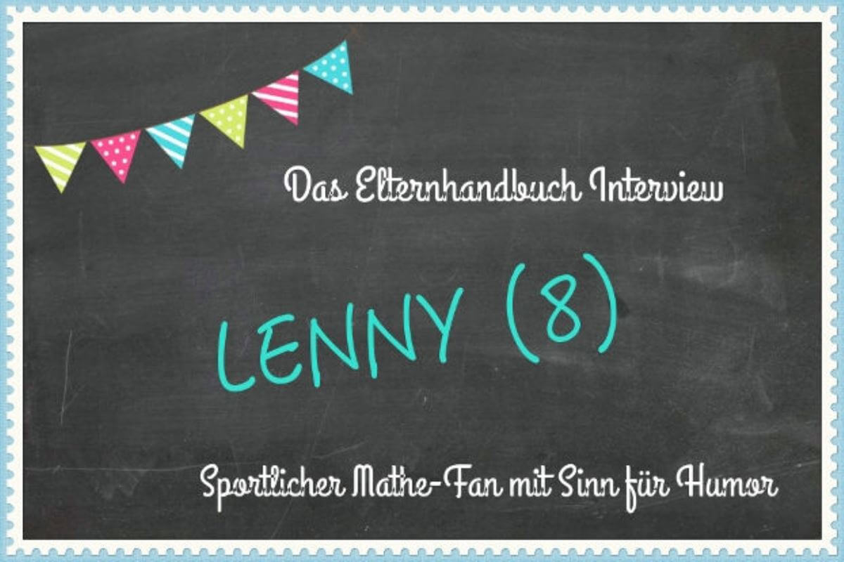 Lenny - Interview
