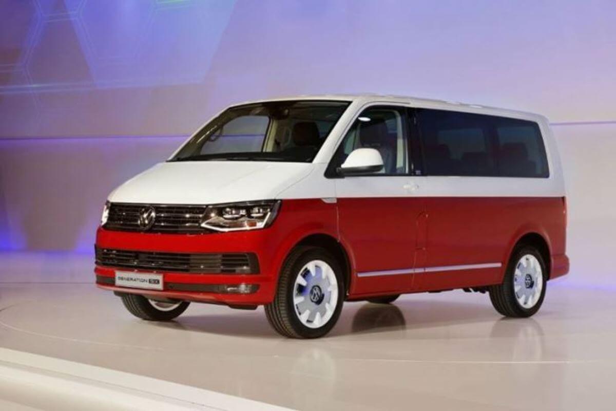 Bulli - VW-Multivan