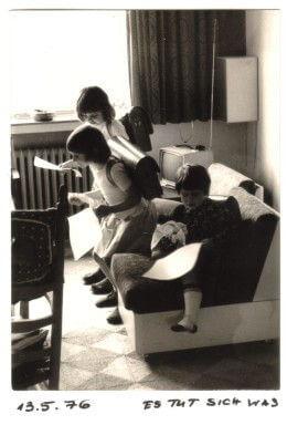 Schulkinder 13.05.1976