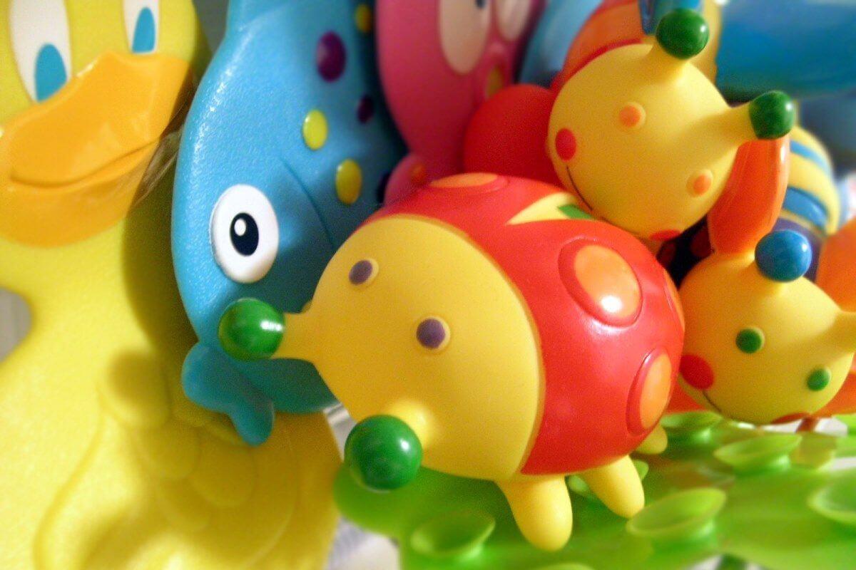 Baby-Spielzeug