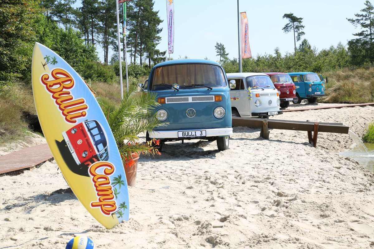 Bulli Camp im Holiday Camp