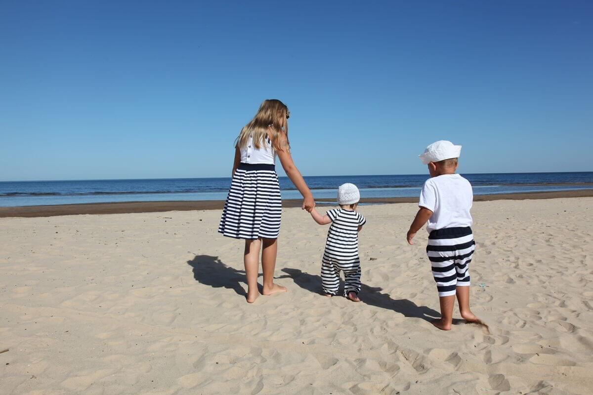 Reiseziele Kinder Familie