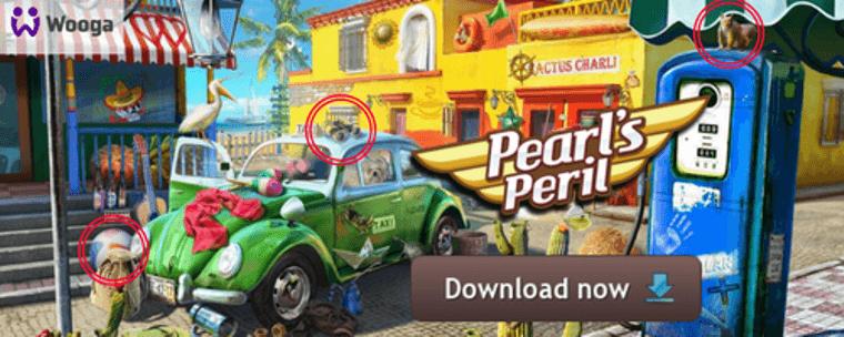 Pearl's Peril Download