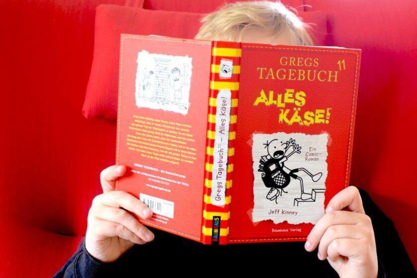 Gregs Tagebuch