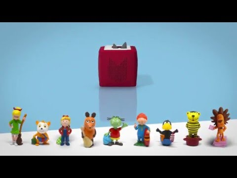 tonies® - Das digitale Audiosystem fürs Kinderzimmer (Achtung: neue Version verfügbar)