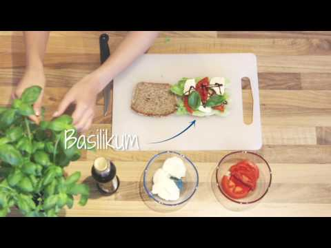 LaVita   Tomate-Mozzarella-Ecken (Rezept)