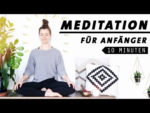 Geführte Anfänger Meditation | 10 Minuten für jeden Tag