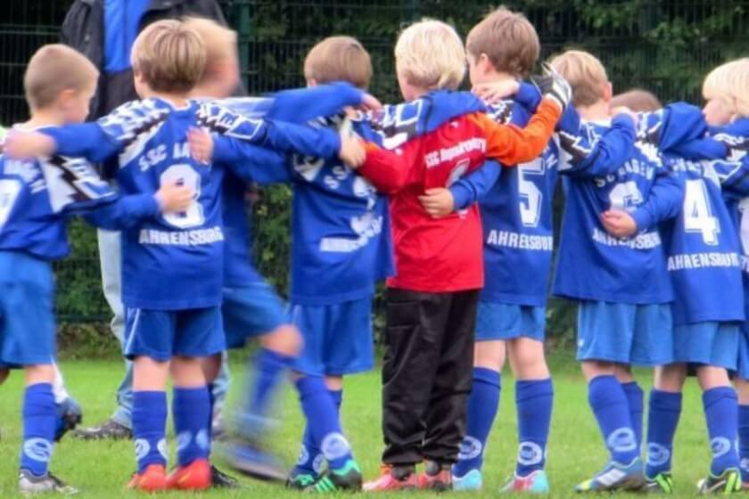 Training für Kinder