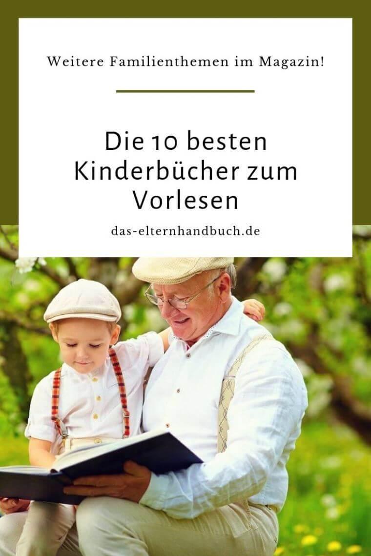 Kinderbücher zum Vorlesen