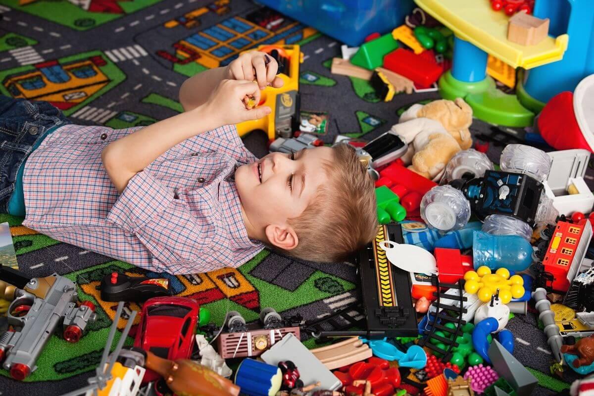 ordnung im kinderzimmer schaffen und erhalten die. Black Bedroom Furniture Sets. Home Design Ideas
