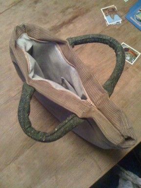 Handtasche innen