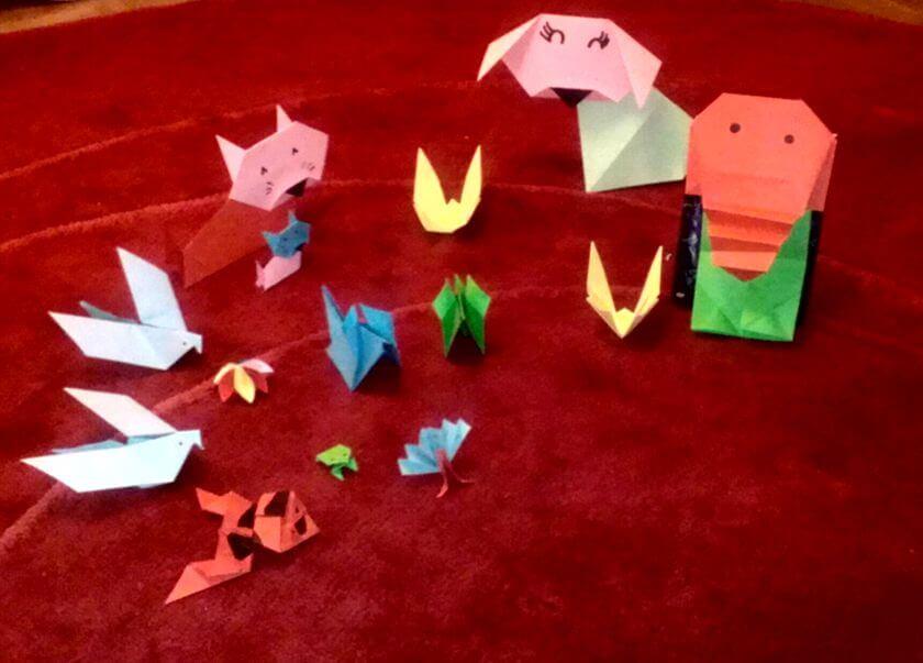 Origami-Zoo