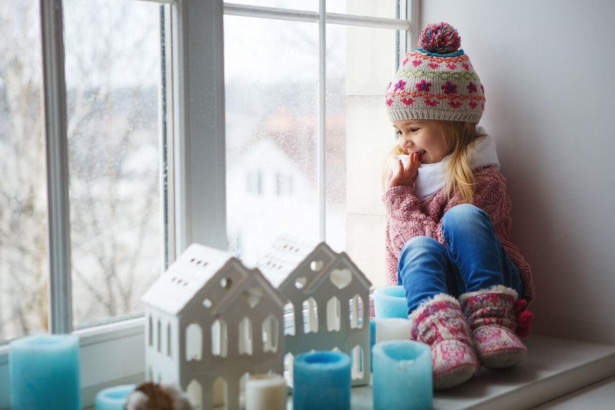 Kinderzimmer-Fenster