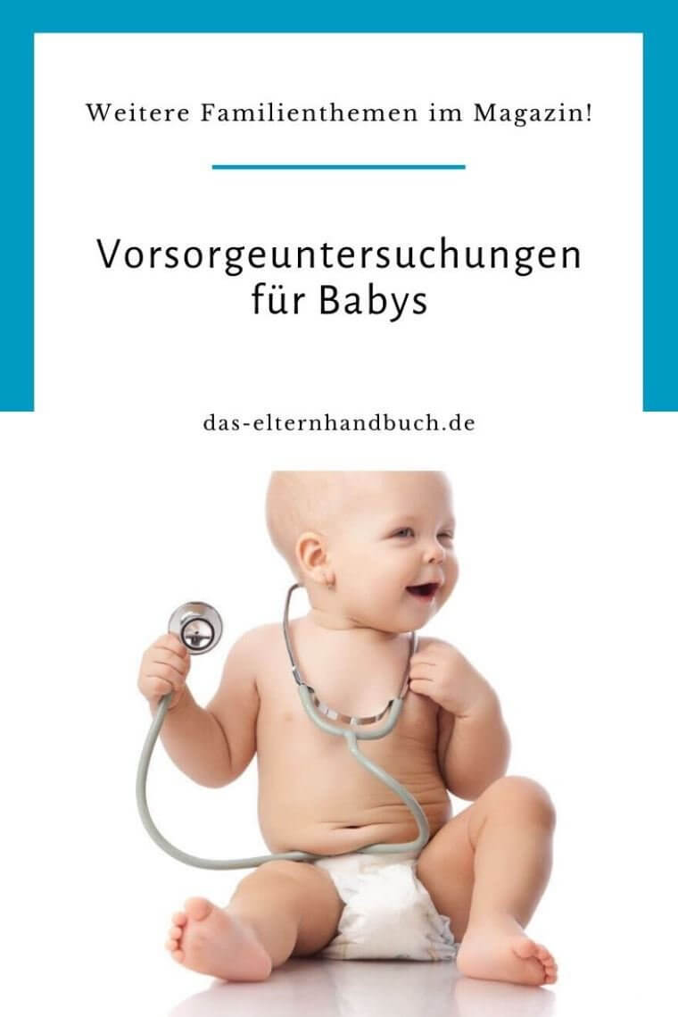 Vorsorgeuntersuchungen Baby