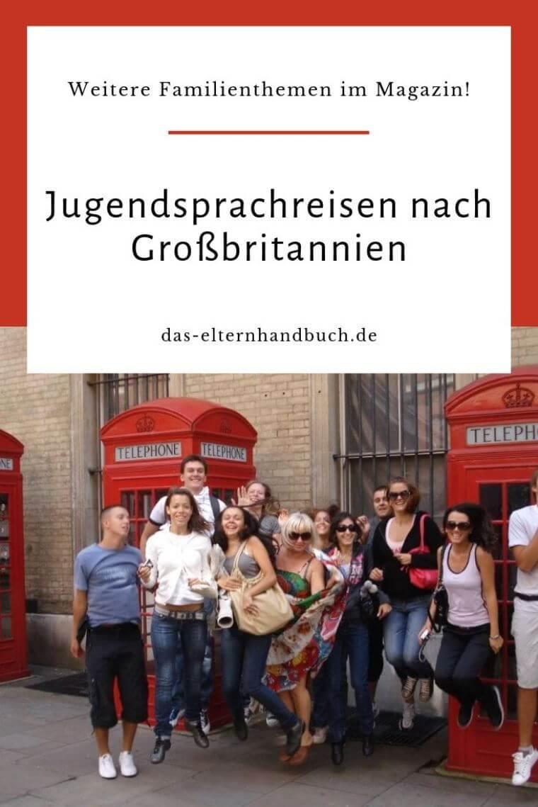 Jugendsprachreisen