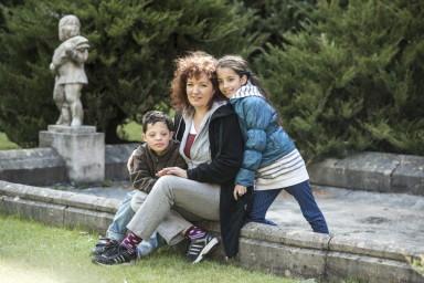 Yunus, Patrizia und Selin