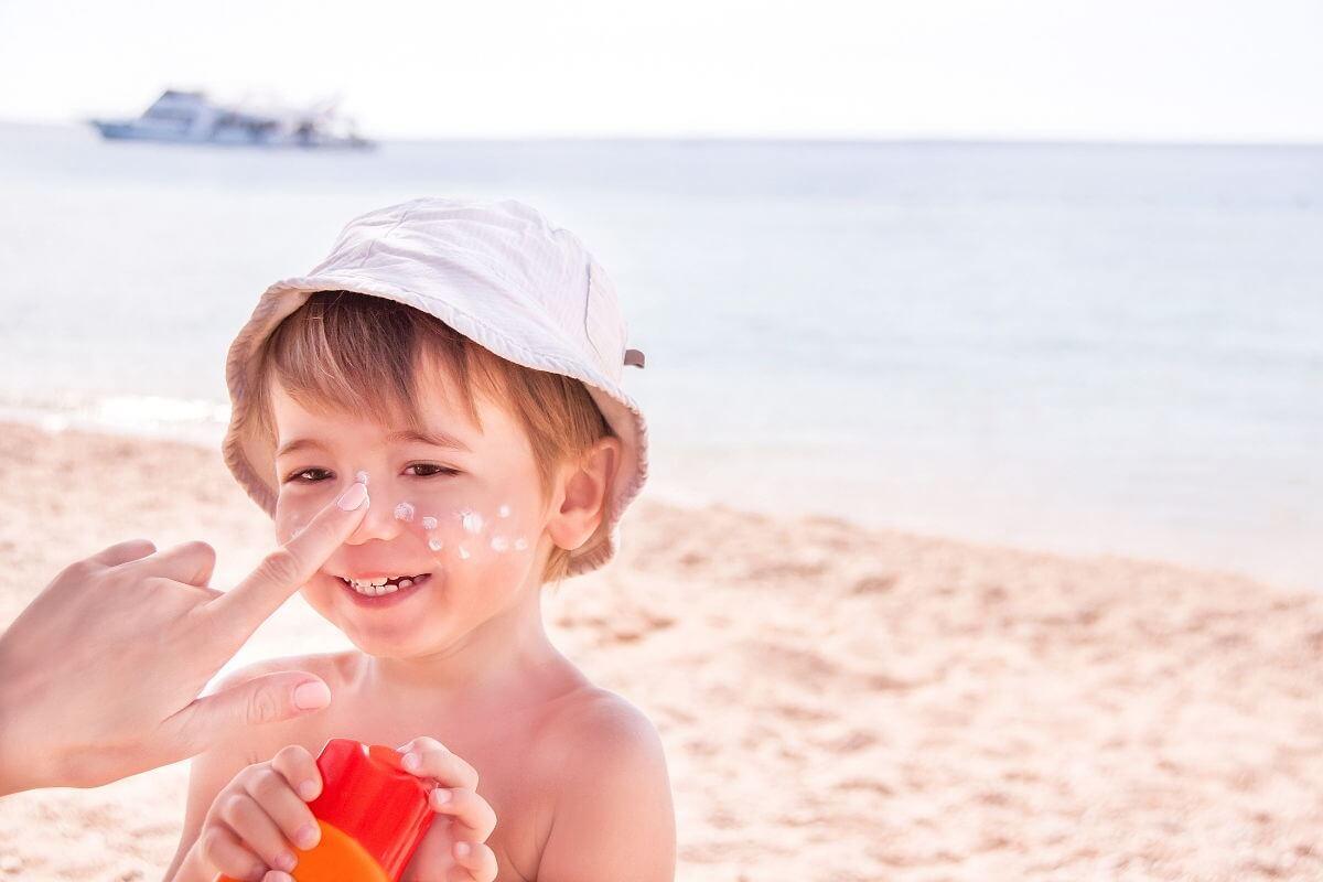 Urlaubsziele für Reisen mit Kindern