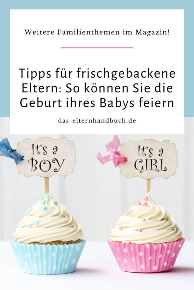 Geburt feiern