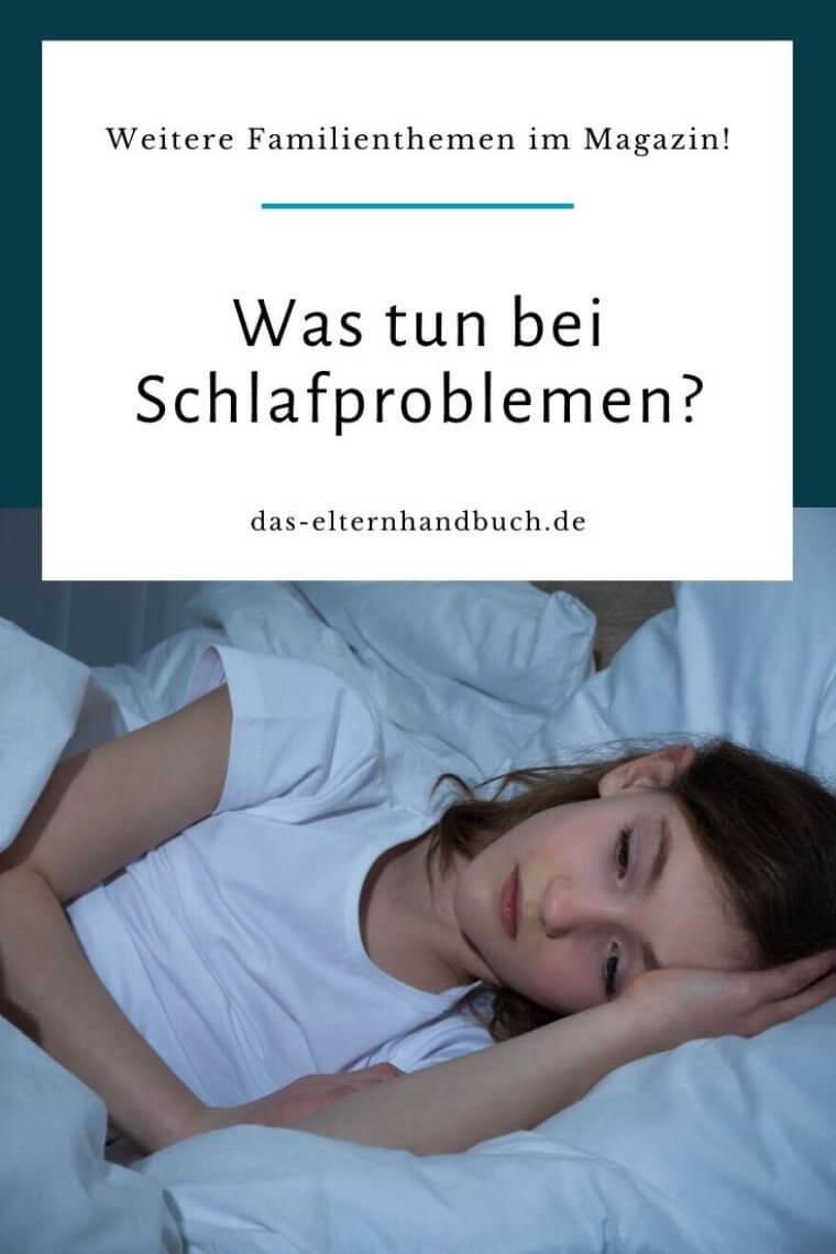 Schlafprobleme
