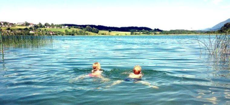 Schwimmen in Österreich