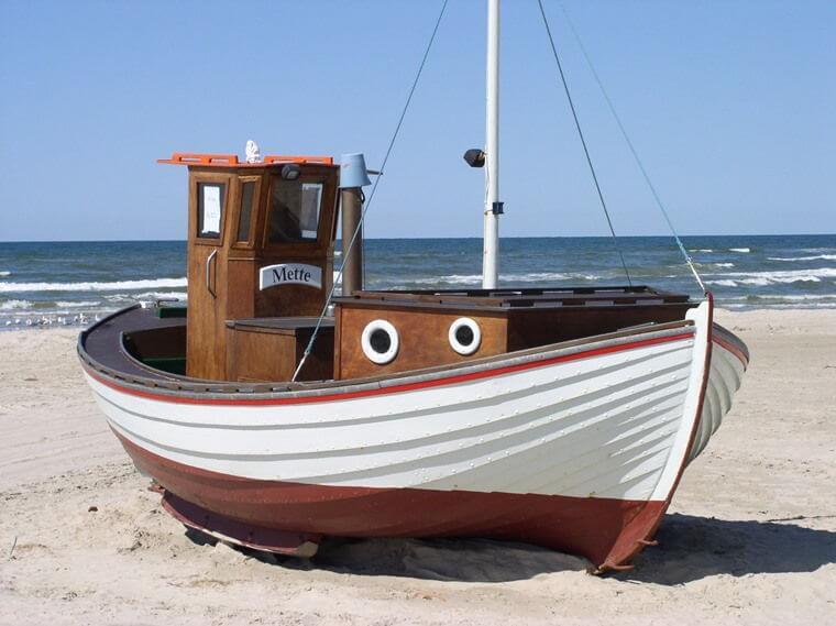 Dänemark - Boot