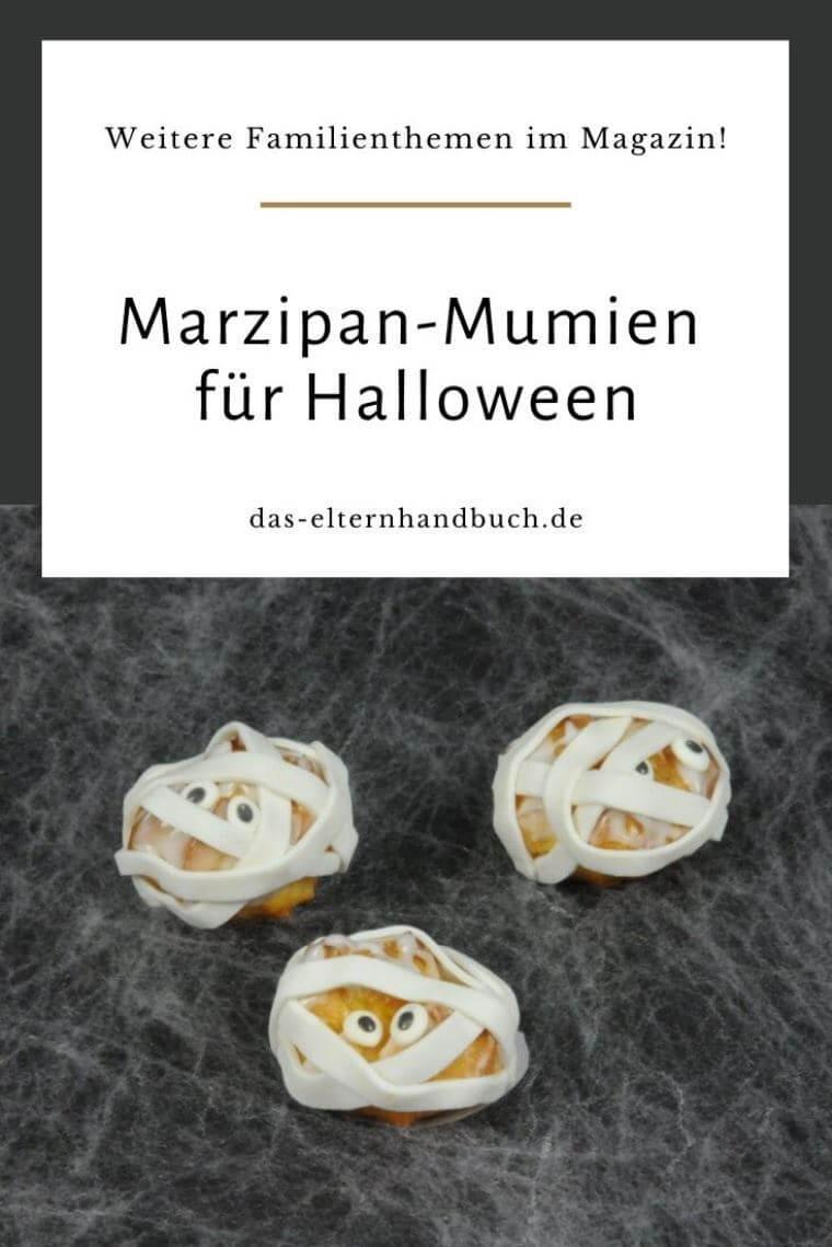 Marzipan-Mumien