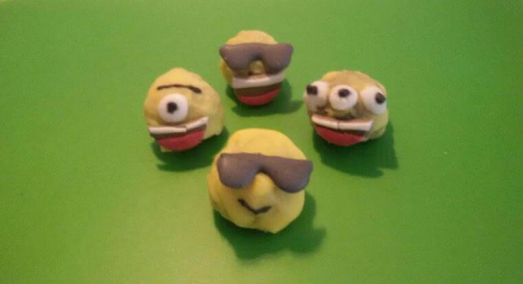 """Alltagsprobleme"" Cake-Balls"