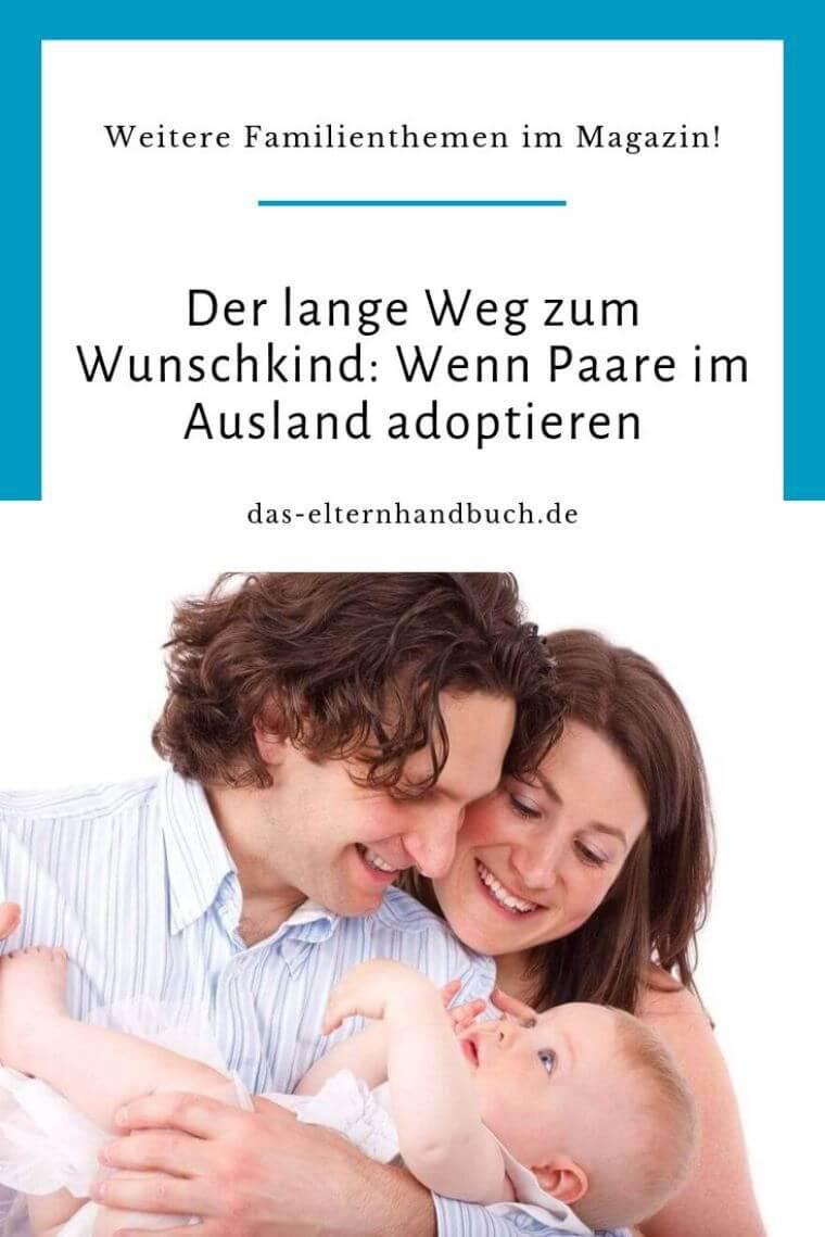 Wunschkind & Auslandsadoption