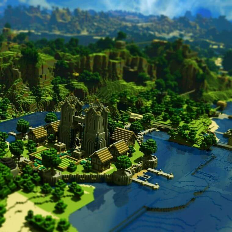 Minecraft: Kampf um die Oberwelt