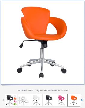 eBay - Bürostuhl