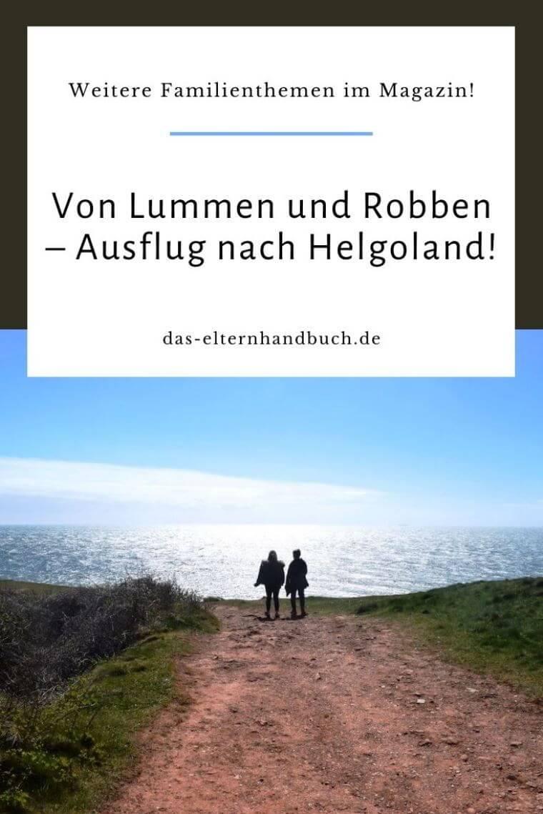 Helgoland Ausflug