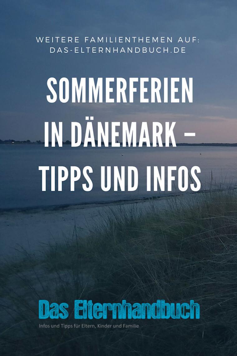 Sommerferien in Dänemark