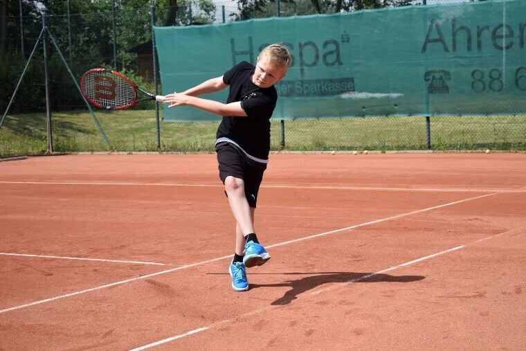 Lenny - Tennis