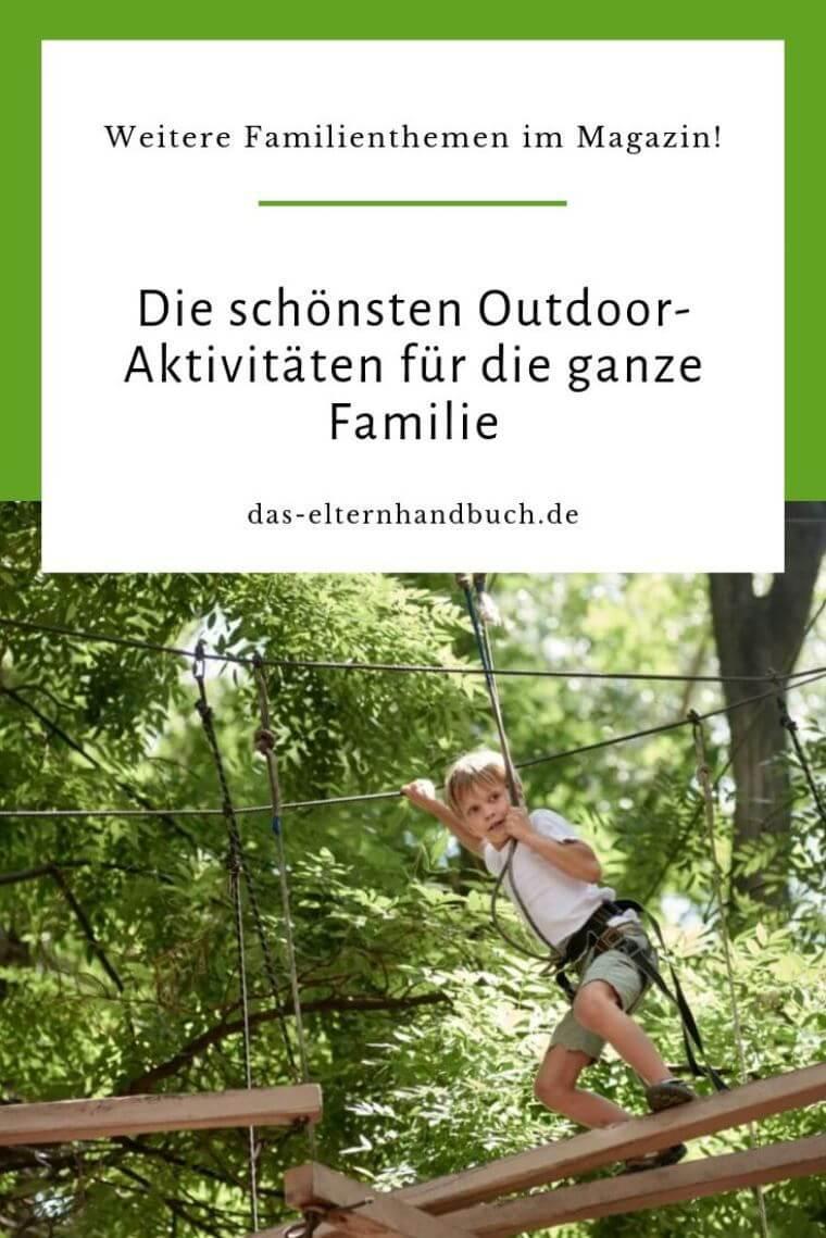 Outdoor-Aktivitäten