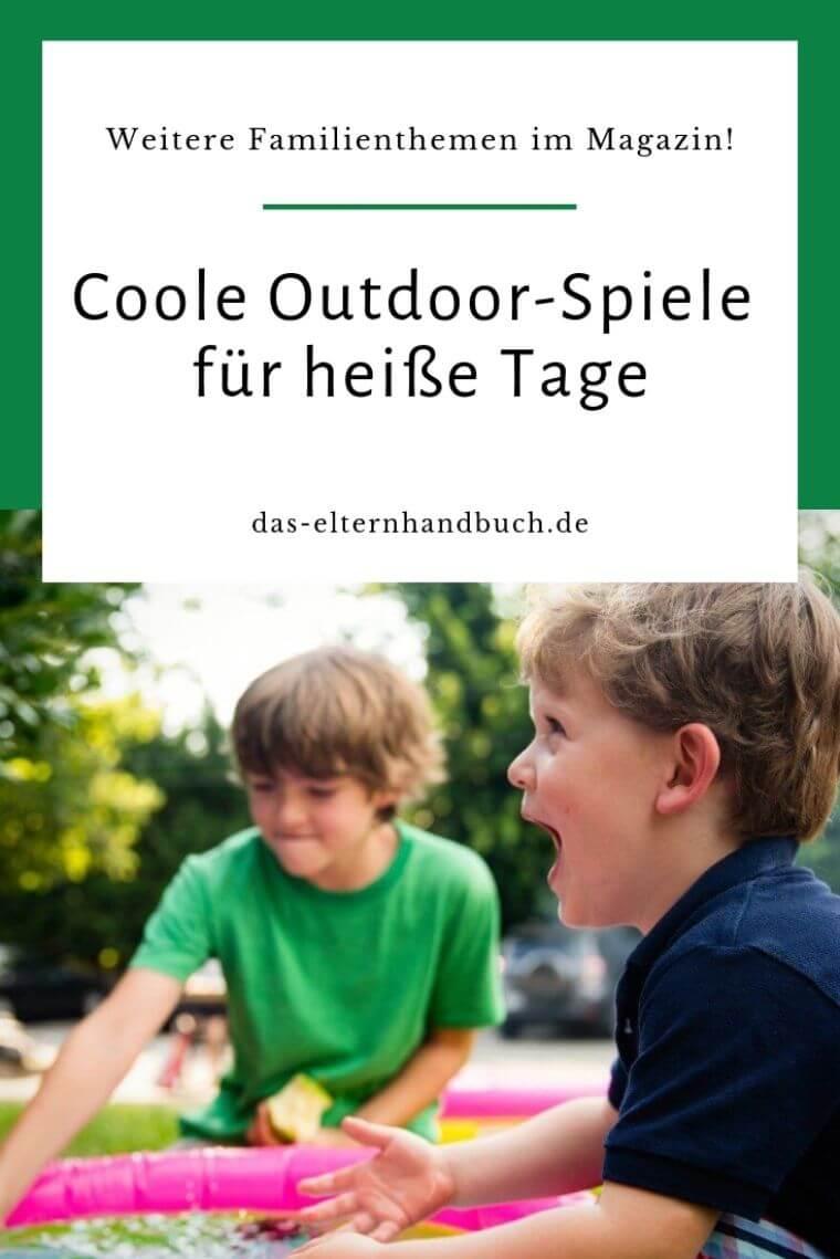 Outdoor-Spiele