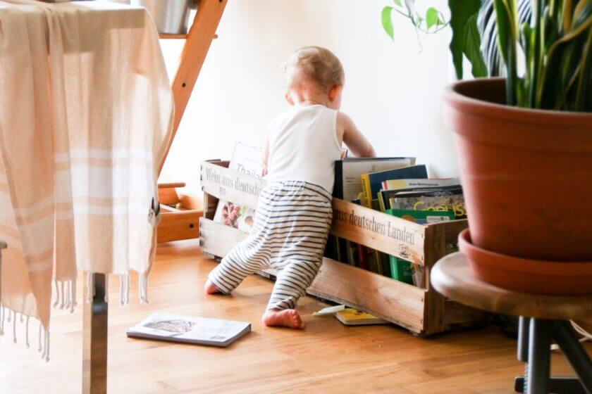 Bücher für die Kleinsten