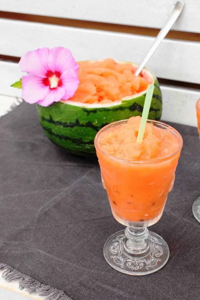 Wassermelonen-Slush