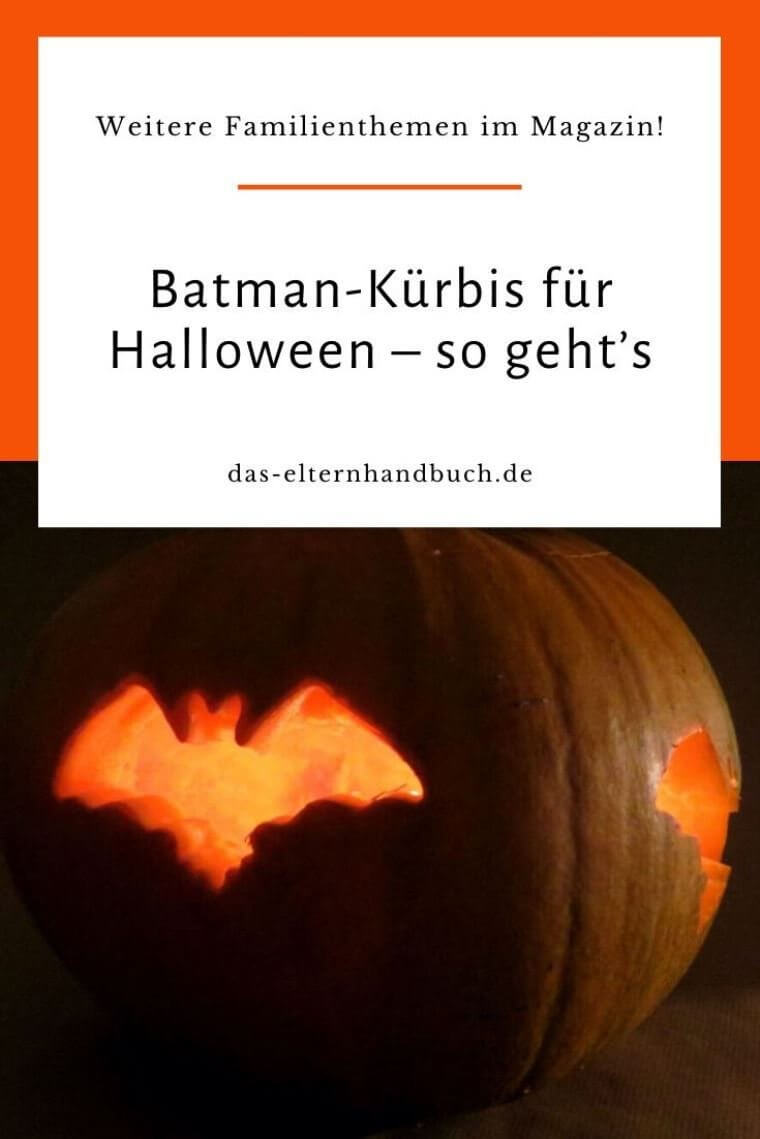 Batman-Kürbis