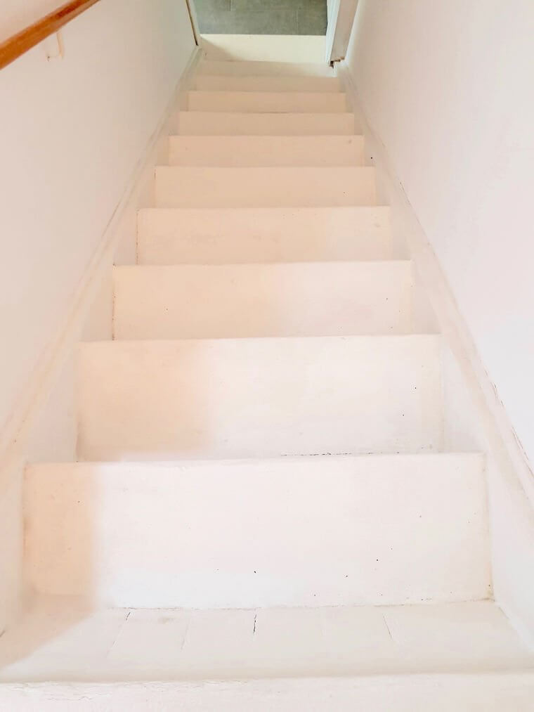 Treppe, DIY