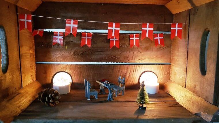 Nisse Weihnachten Dänemark