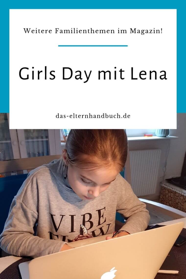 Girls Day mit Lena