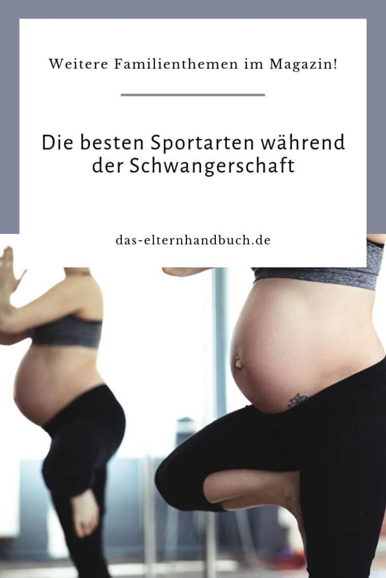Sport Schwangerschaft