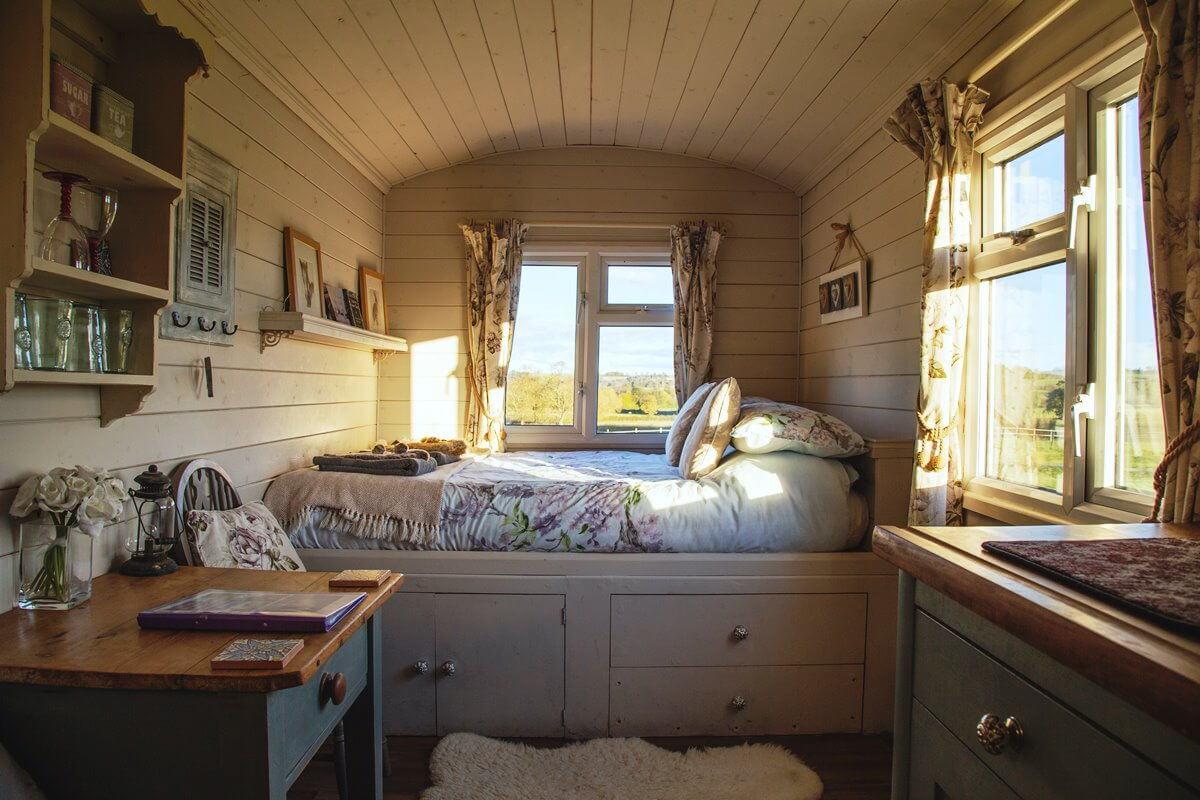 Gute Idee: Betten mit Stauraum für das Kinderzimmer