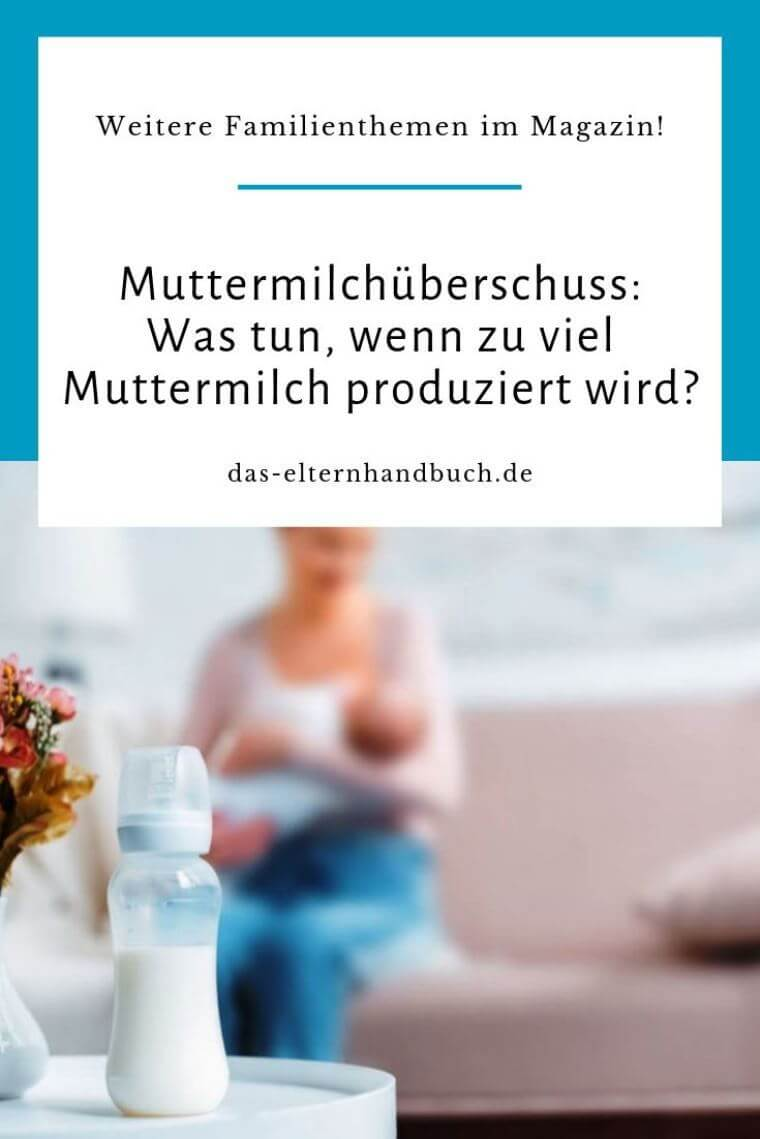 Muttermilchüberschuss