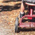 Mobilität Dreirad