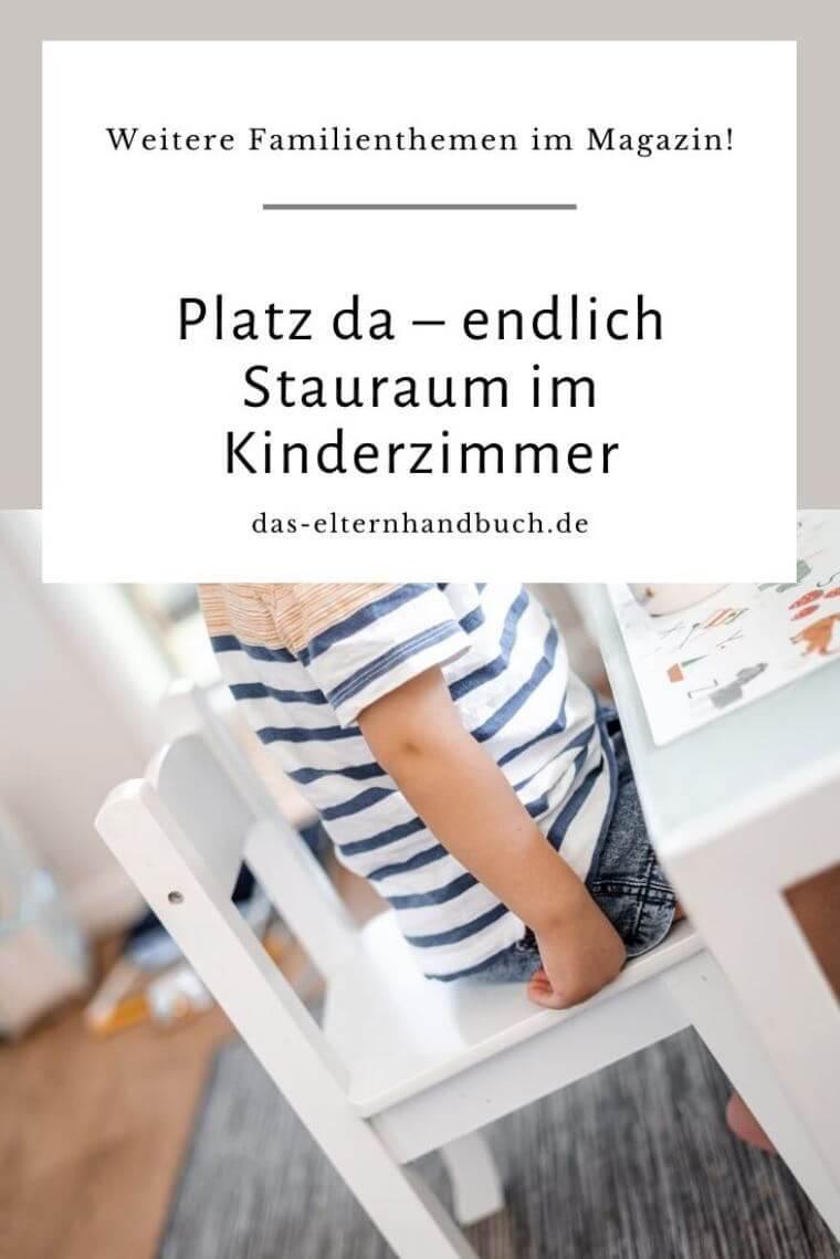 Kinderzimmer, Stauraum