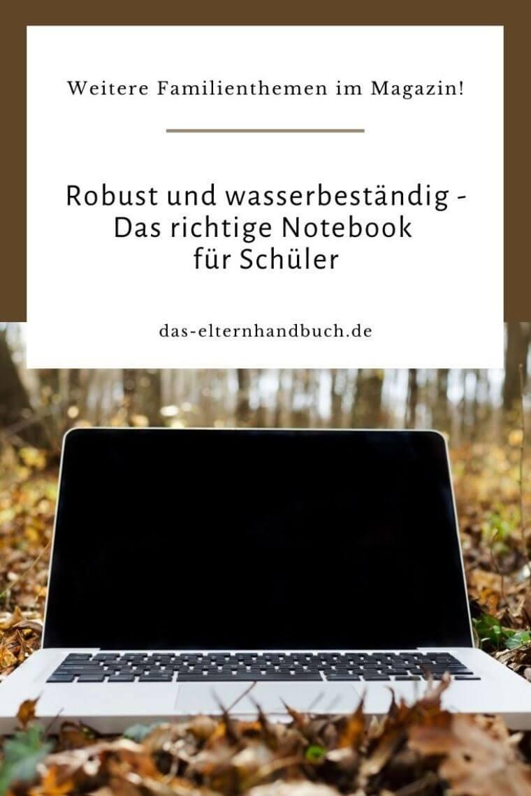 Notebook für Schüler