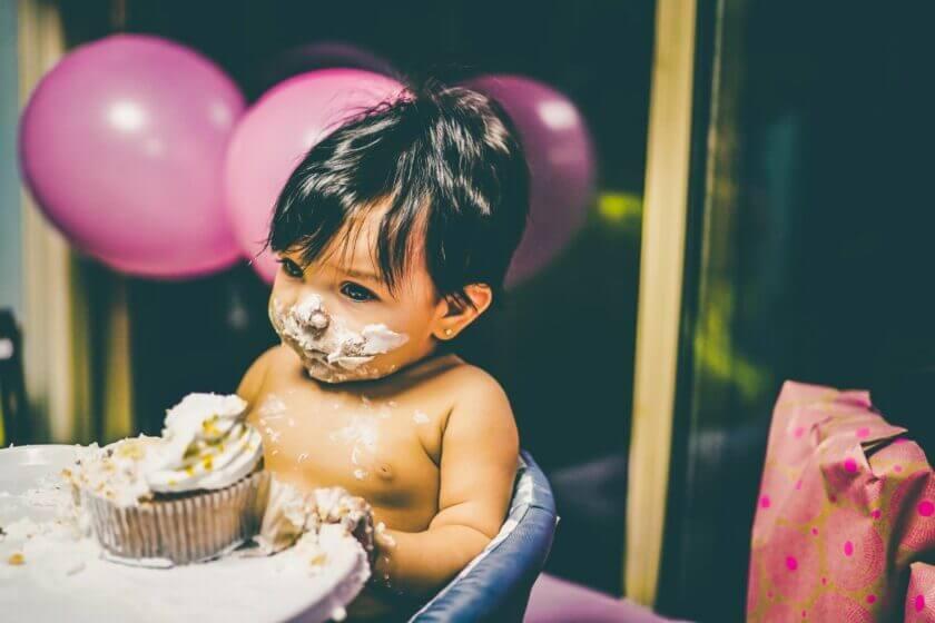 Kinderwillkommensfeier