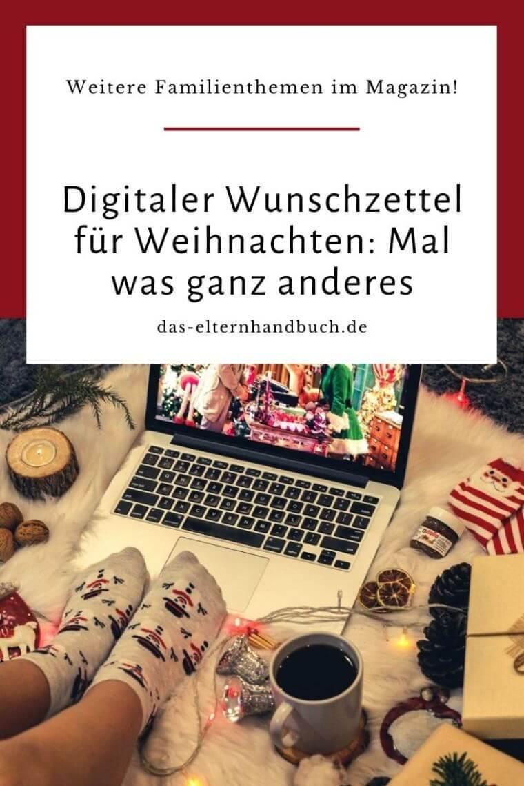 Digitaler Wunschzettel